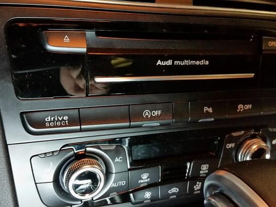 Drive select eingebaut