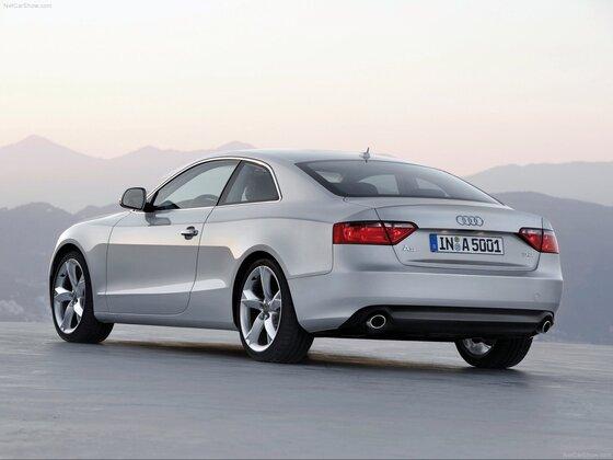Audi A5 Coupe (B8) 2008
