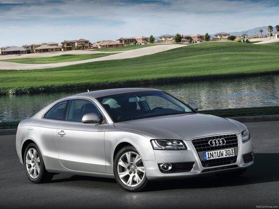 Audi A5 Coupe (B8)