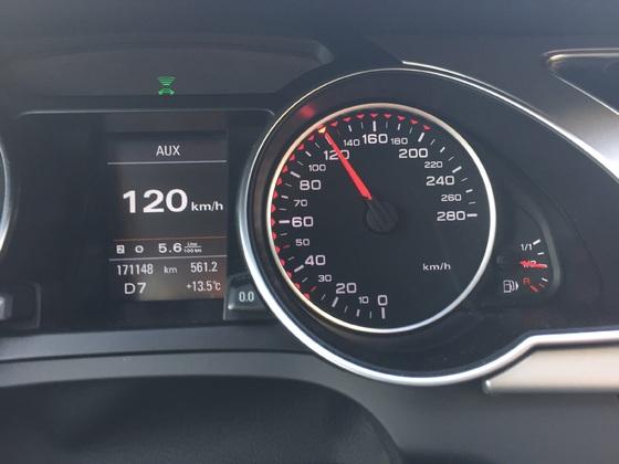 Auch ein V6 kann sparsam sein